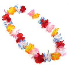 lei necklace