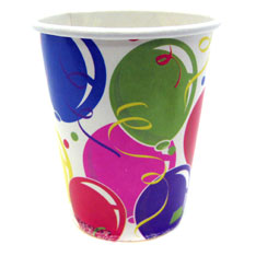 balloon party cup