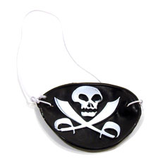 pirate eyepatches