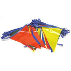 carnival flags pennants